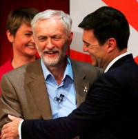 Corbyn and Burnham
