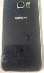 My poor broken phone
